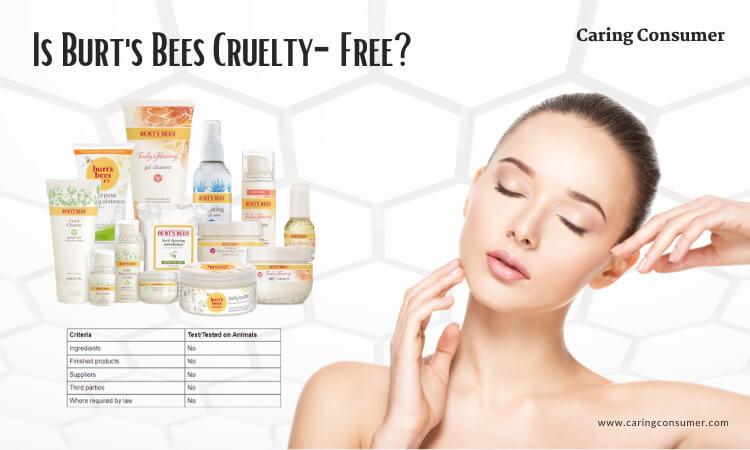 Burt's Bees Cruelty-Free