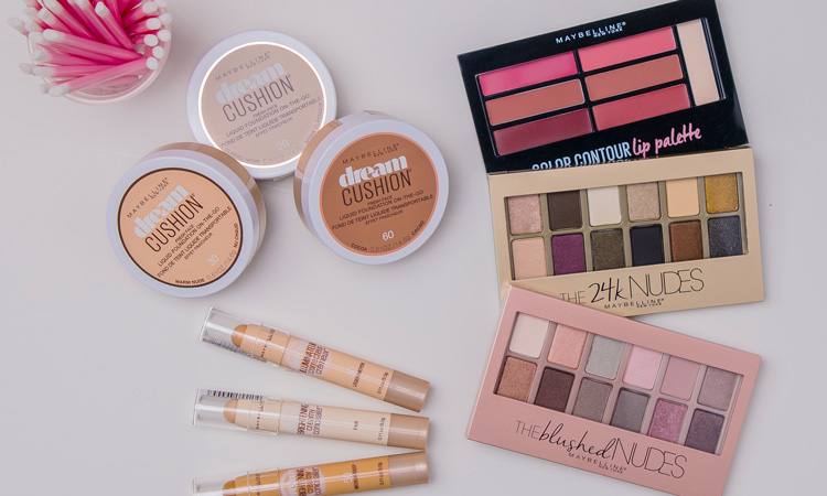The Maybelline Collection