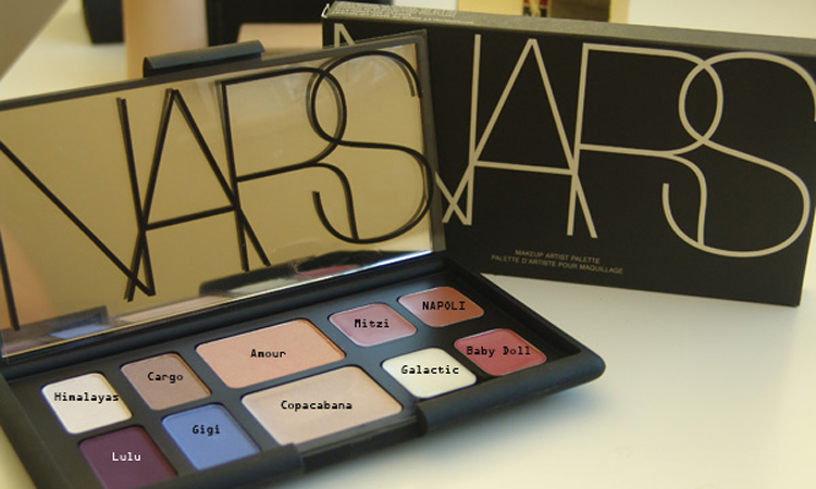 NARS Cool Palette