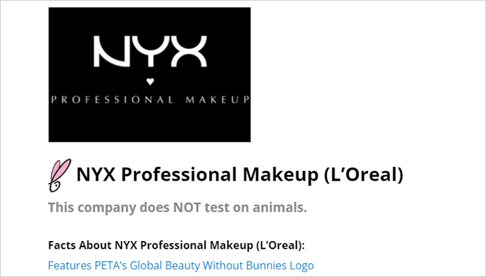 cruelty-free yes, shades, palette, lip products